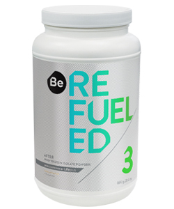 Be Refueled Vanilla